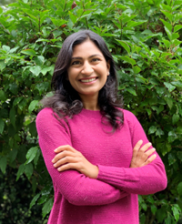 A photo of Dr. Serena Verma
